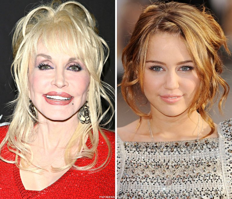 Dolly Parton: Don't Judge Miley Cyrus Too Harshly