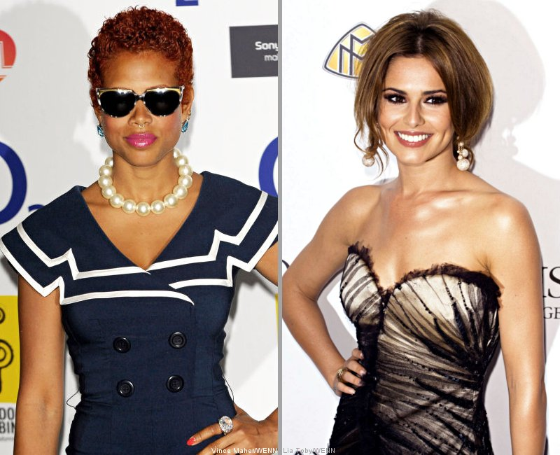 Kelis Responds to Similarity Between Cheryl Cole's Song and Her Own