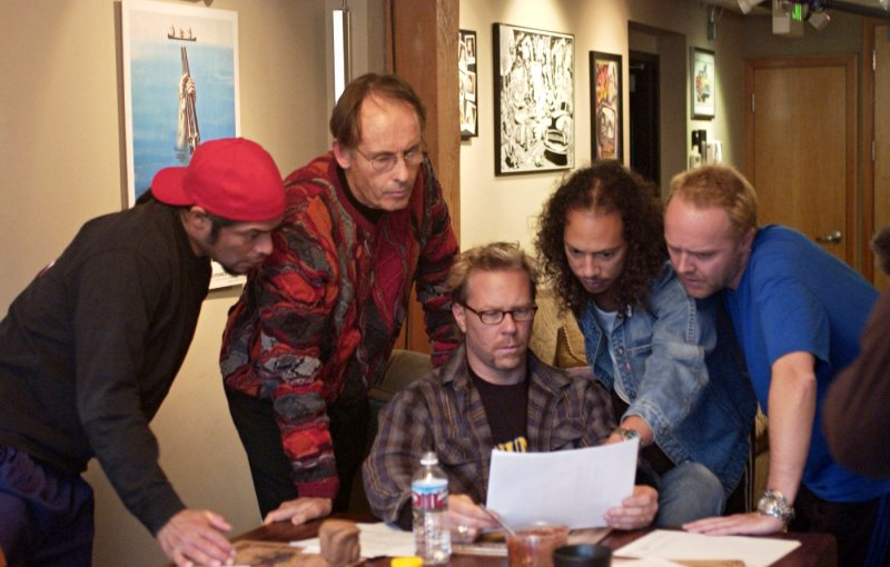 Metallica's Lars Ulrich: Filming 'Some Kind of Monster' Is Stupid