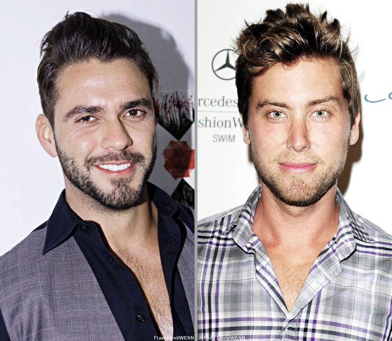 Marc Jacobs' Ex-Lover Reportedly Dating Lance Bass