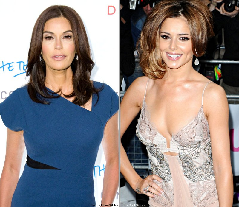 Teri Hatcher Tries to Land Cheryl Cole a Stint on 'Desperate Housewives'