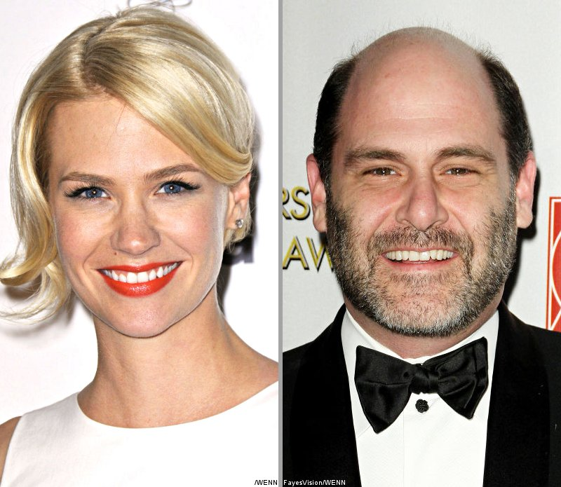 January Jones: Creator Urges 'Mad Men' Female Stars to Indulge in Tasty Treats