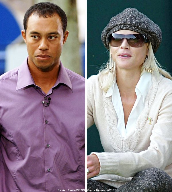 Tiger Woods Responds to Elin Nordegren Interview With Praise