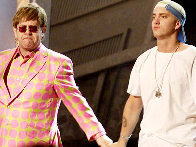 Eminem and Elton John's Grammys Collaboration Is Most Surprising Duet