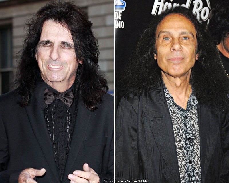 'We Wish You a Metal Xmas' to Feature Alice Cooper and Ronnie James Dio