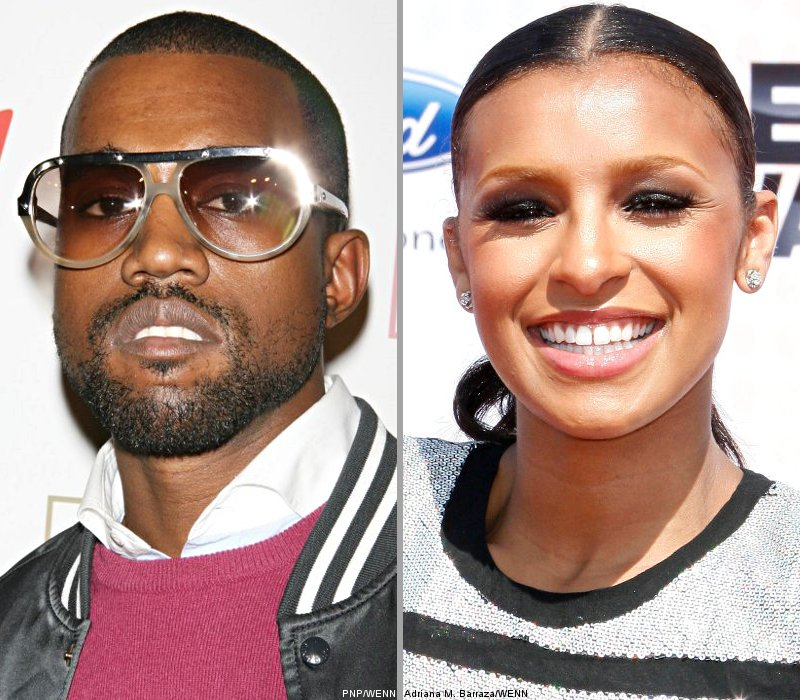 New Couple Alert: Kanye West and Melody Thornton