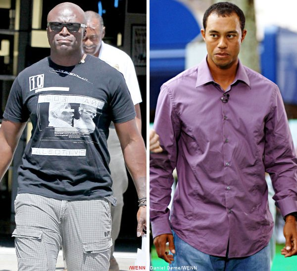 Seal Will Never Cheat Like Tiger Woods