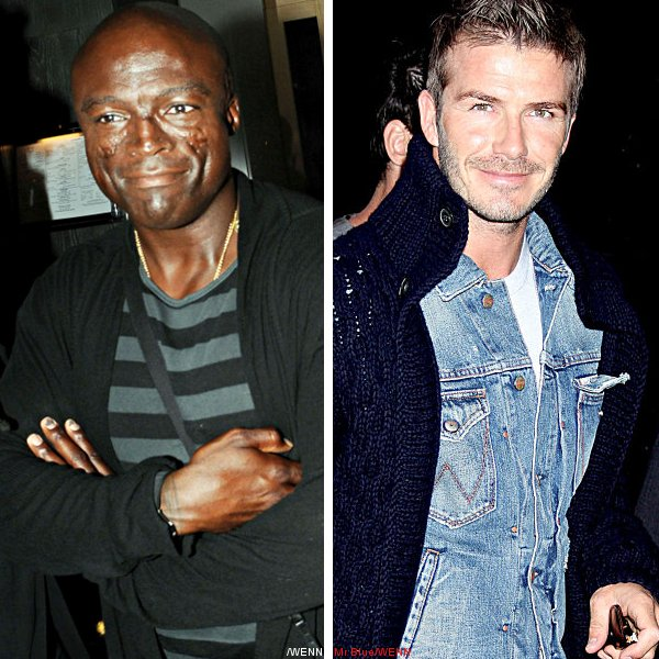 Seal Praises David Beckham's Dedication to Children