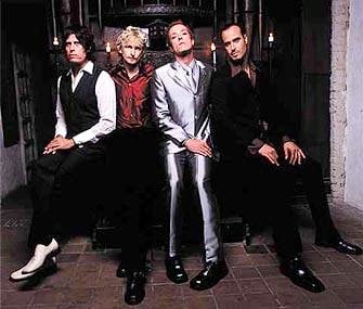 Planning a 'Short Break', Stone Temple Pilots Reschedule More U.S. Shows