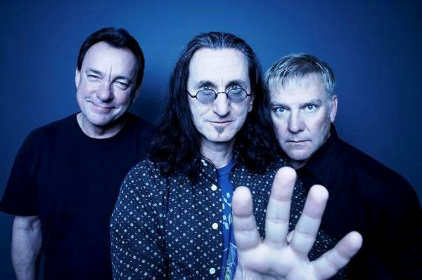 Rush to Receive Living Legend Award