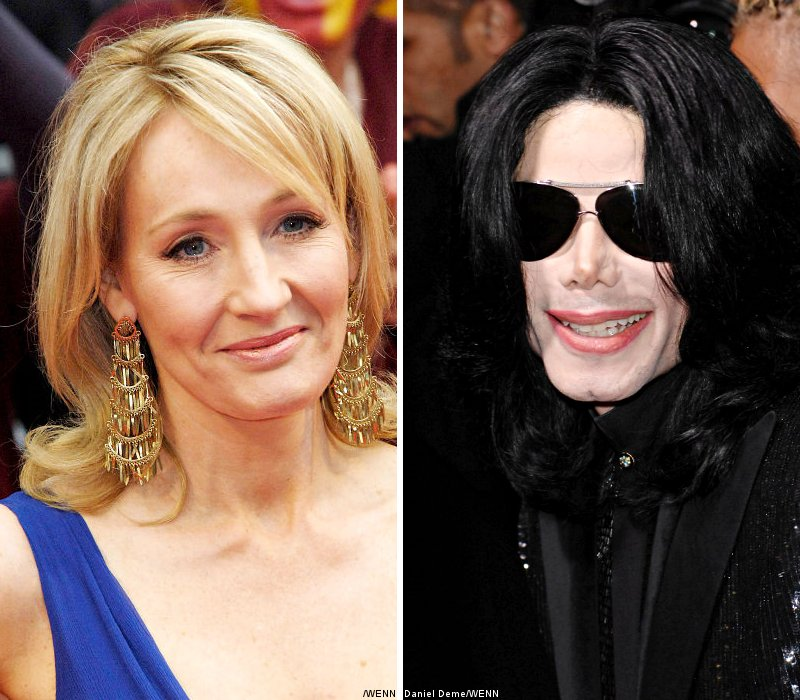J.K. Rowling: I Turned Down Michael Jackson's Proposal for 'Harry Potter' Musical