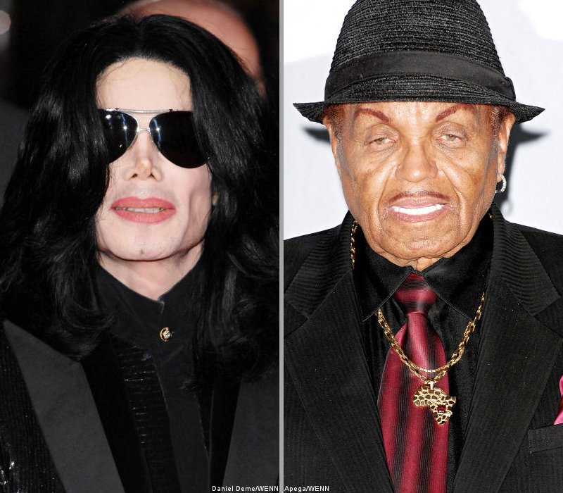 Michael  Jackson Agreed to Help Cover Father's Living Expenses