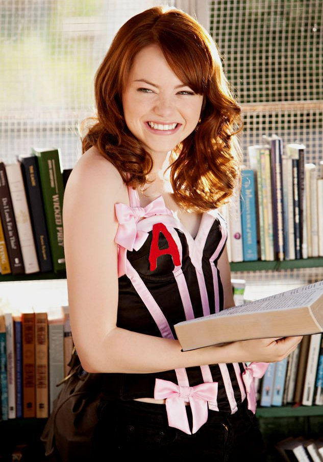 Emma Stone Turned 'Lunatic' When Filming 'Easy A'