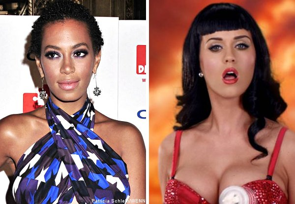 Solange Knowles Calls Katy Perry's 'California Gurls' Video 'Kiddie Porn' for Kids