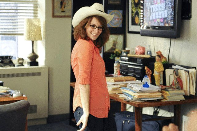 Tina Fey Worried Foul Language Would Come Out on Live '30 Rock'