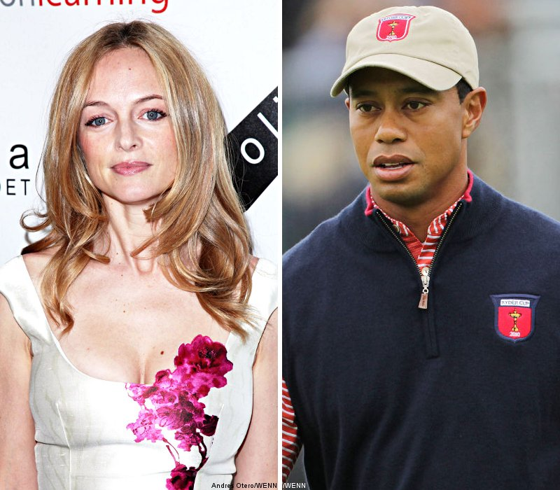 Heather Graham Is Confirmed She's Out of 'Hangover 2', Tiger Woods Might Join Cast