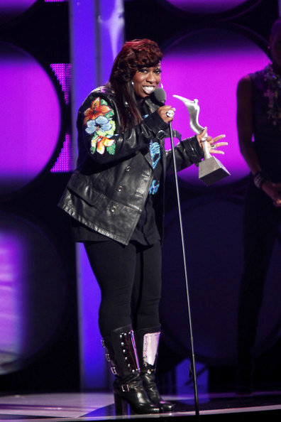 Missy Elliott Accepts Visionary Prize at Black Girls Rock! Awards