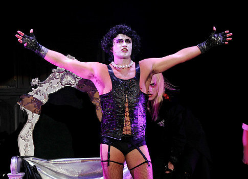 Star-Studded 'Rocky Horror Show' Opened in L.A.