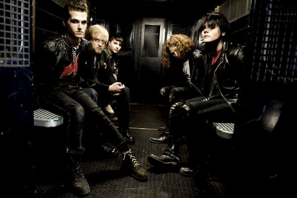 My Chemical Romance Will Perform at Big London Game on Halloween