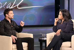 Ricky Martin Felt 'Invaded' and 'Violated' by Barbara Walters' Gay Questions