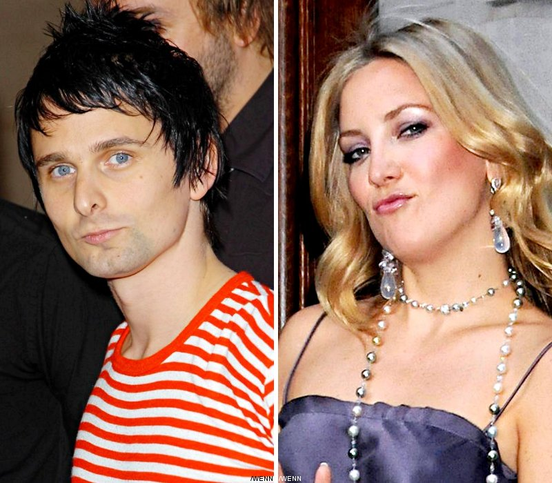 Matt Bellamy and Kate Hudson's Parents to Meet for the First Time