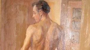 Nude Painting of Sean Connery Discovered and to Go on Display