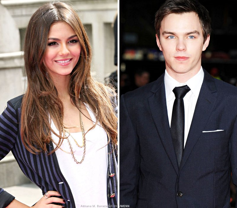 Victoria Justice Confirmed She's Not Seeing Nicholas Hoult