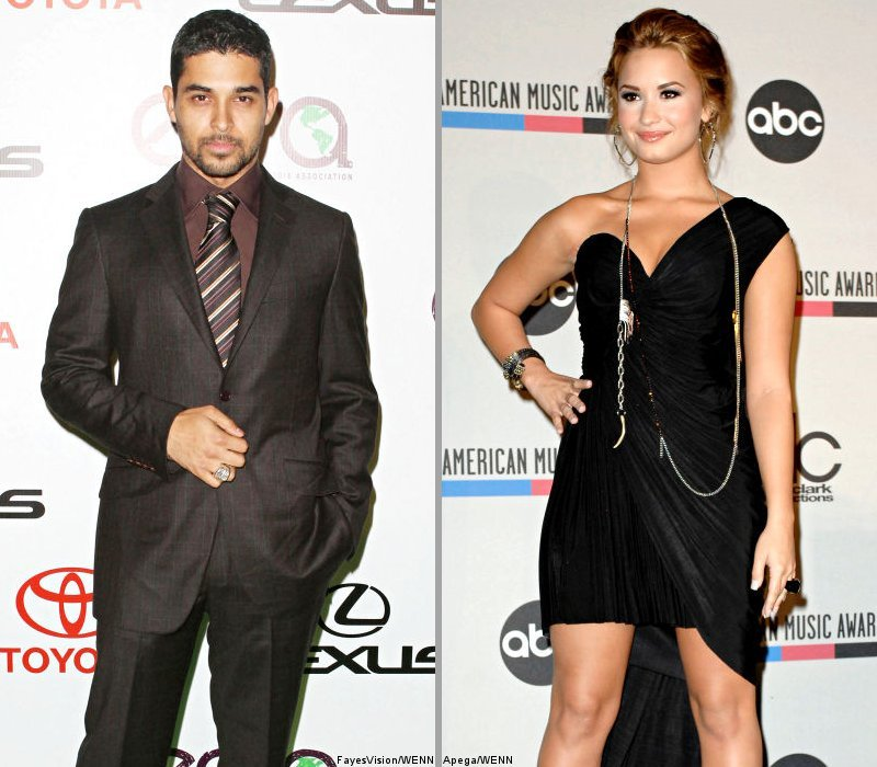 Wilmer Valderrama Denies Dating Demi Lovato