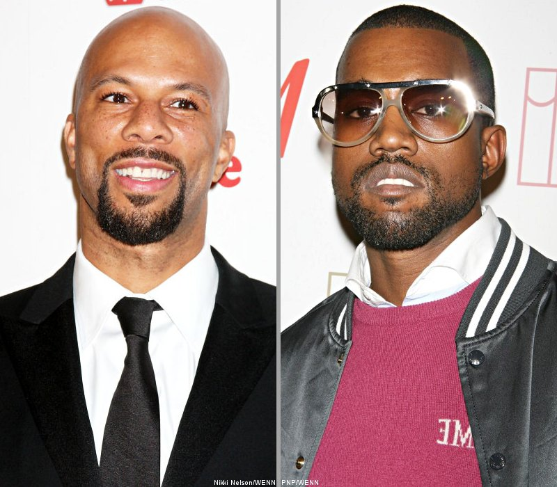 Common Defends 'Courageous' Kanye West Over 'Today' Interview