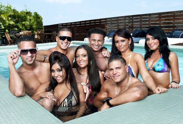 MTV Accused of Stealing Idea for 'Jersey Shore'