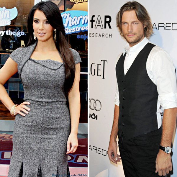 Kris Jenner: Kim Kardashian and Gabriel Aubry Are Just Friends
