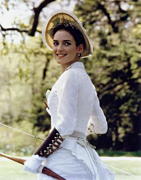 Winona Ryder Credits Tight Corsets for Her 'Age of Innocence' Performance