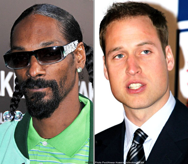 Snoop Dogg Makes Song for Prince William's Bachelor Party