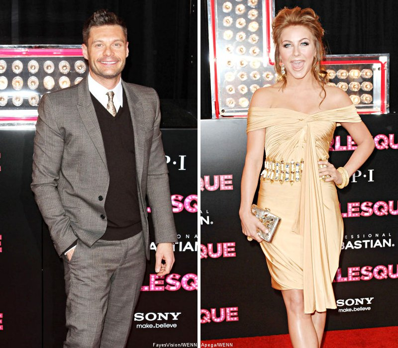 Ryan Seacrest and Julianne Hough Not Yet Engaged