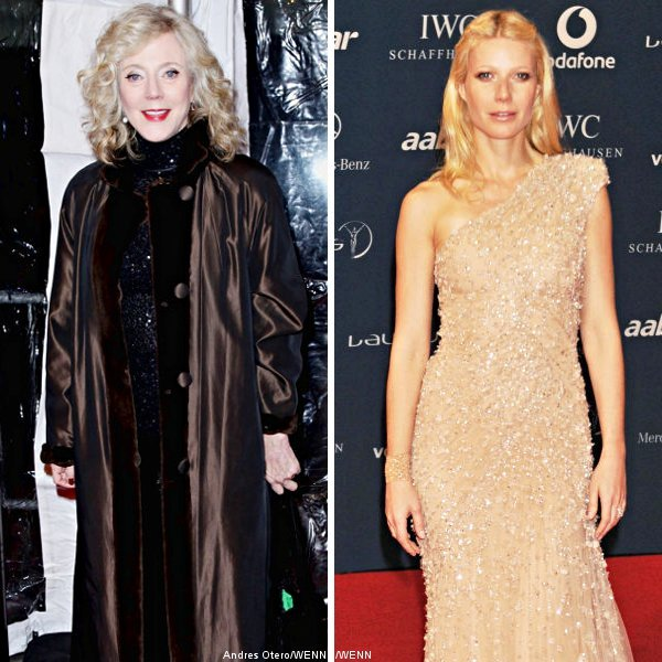 Blythe Danner Proud to See Gwyneth Paltrow Singing