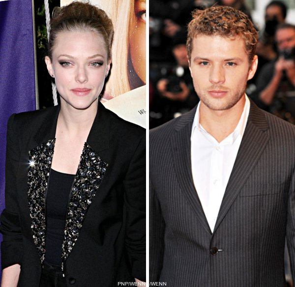 Pics: Amanda Seyfried and Ryan Phillippe Caught Shopping Together