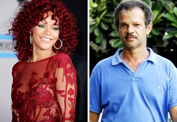 Rihanna Reconciles With Dad on Christmas
