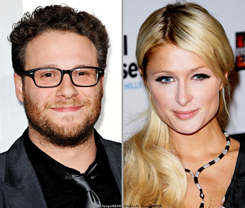 Seth Rogen's 'Green Hornet' Character Inspired by Paris Hilton