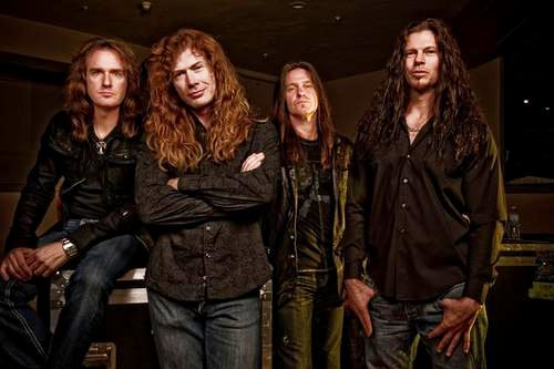 Megadeth's Song Saved a Boy From Wolves Attack