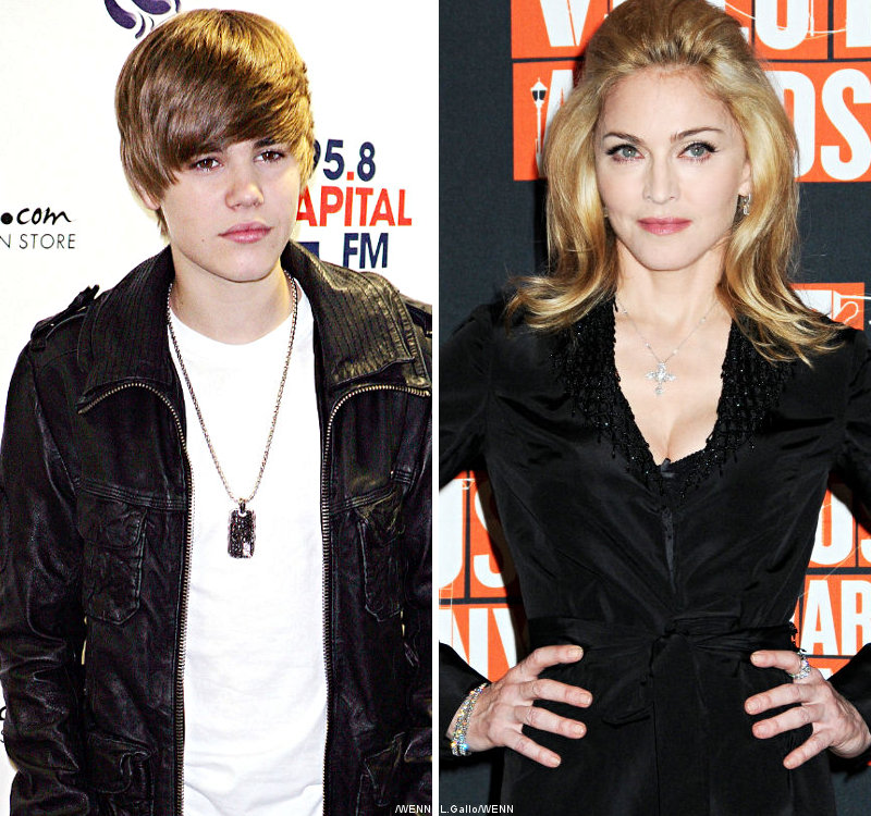 Madonna Moved Justin Bieber With Michael Jackson Eulogy