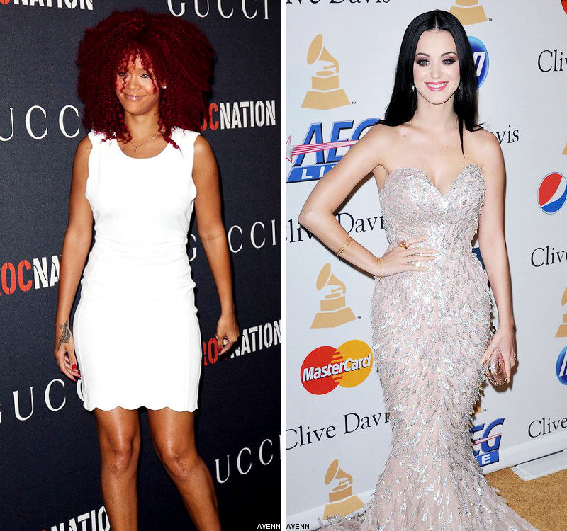 Rihanna: Katy Perry Shouldn't Be Sad for Missing My Birthday Bash