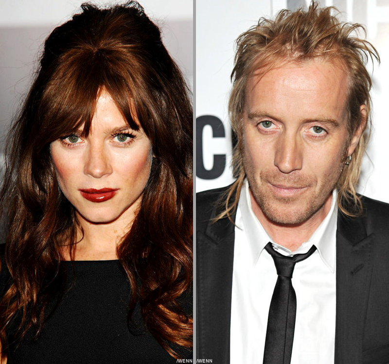 Anna Friel Confirms Relationship With Rhys Ifans