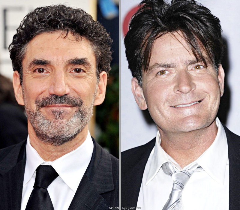 Chuck Lorre Wants to End Feud With Charlie Sheen