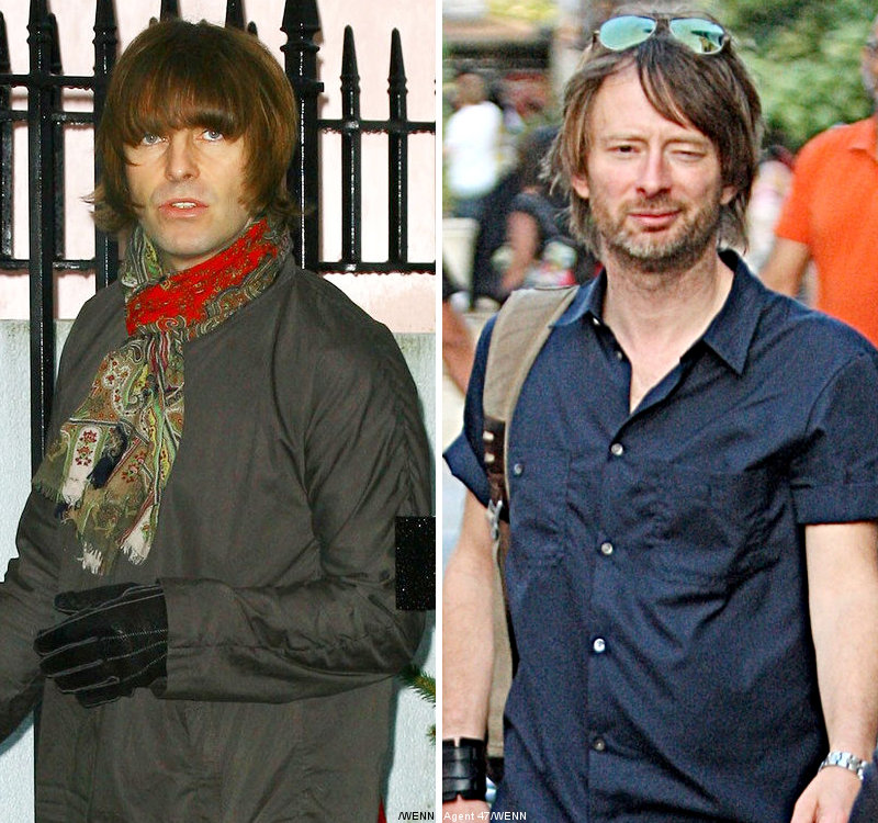 Liam Gallagher Slams Radiohead for Writing About a F**king Tree