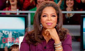 'Oprah Winfrey Show' to Be Filmed in Chaotic Egypt