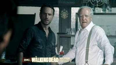 New Clip of 'Walking Dead' Season 2 Features New Characters