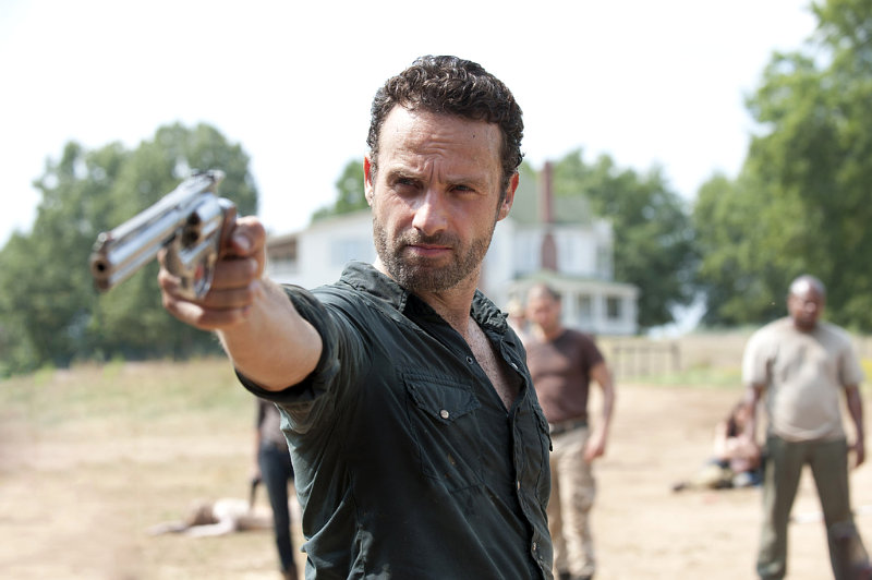 'Walking Dead': Zombies to Swarm the Farm in Season Finale, the Latest Death Discussed