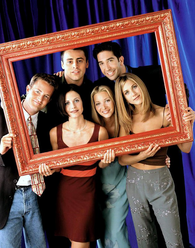 Warner Bros. TV Denies 'Friends' Revival Rumor