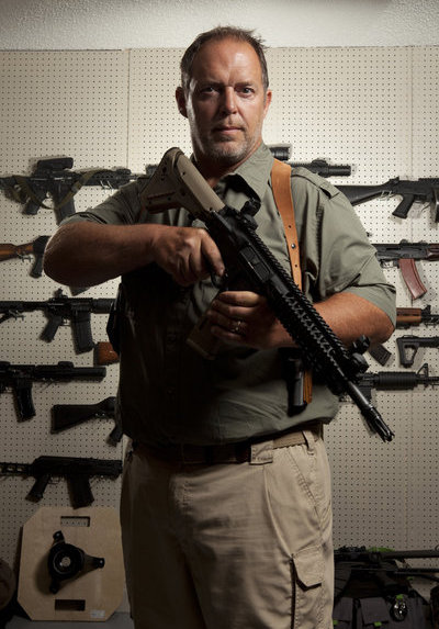 'Sons of Guns' Star Will Hayden Arrested for Allegedly Raping a 12-Year-Old