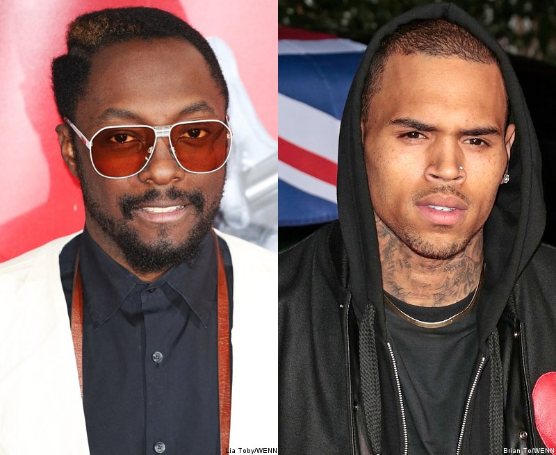 will.i.am Unleashes 'Let's Go' Featuring Chris Brown